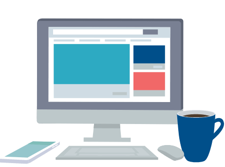 Web上で受注処理の進捗が確認できる!